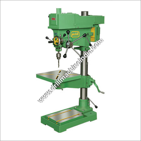 19 mm Cap. 378 mm Center Pillar Drilling Machine