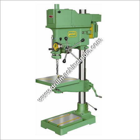 25 mm Cap. 378 mm Center Pillar Drilling Machine