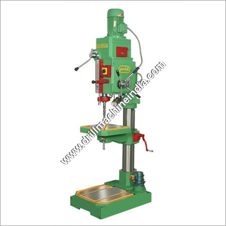 32 mm Cap. All Geared Pillar Drilling Machine