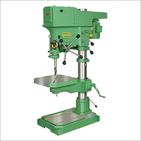 38 mm Cap, 378 mm Center Pillar Drilling Machine