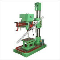 Radial Drilling Machine - Fine Feed & Auto Feed