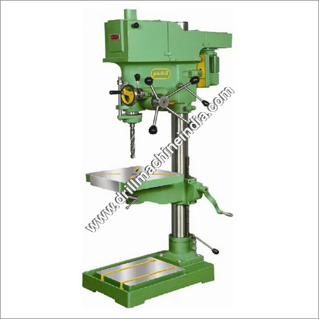 25 mm Cap. Heavy Duty Pillar Drilling Machine
