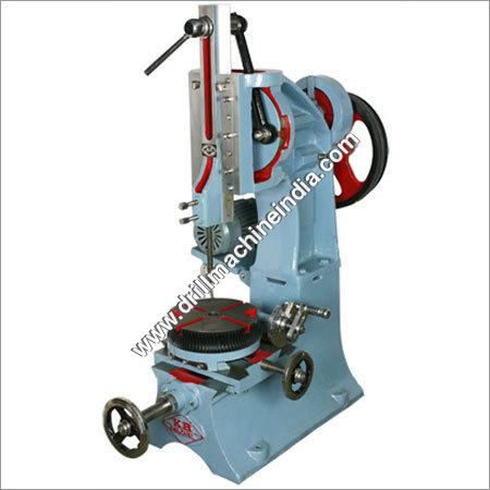 100 MM & 175 MM Cap. Geared Type Slotting Machine