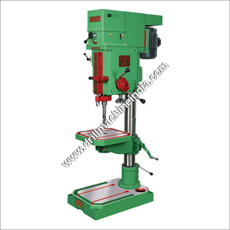 40 mm Cap Heavy Duty Auto Feed Drilling Machine