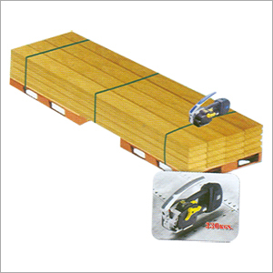 Battery Operated Pallet Strapping Machine