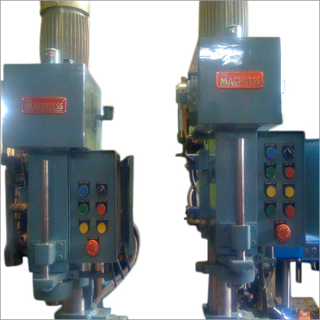 Hydraulic Operated Automatic Drilling Machine