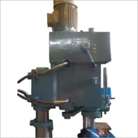 Conventional Drilling Machine