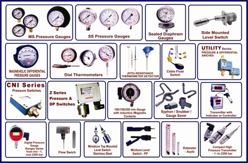 General Purpose Pressure Gauges