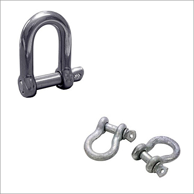 Dee Shackle & Bow Shackle