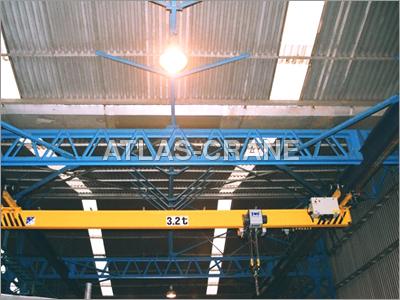 Single Beam EOT Cranes