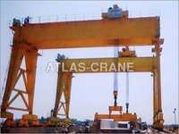 Portable Goliath Cranes