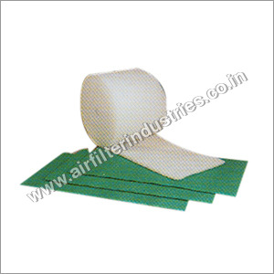 Non Woven Synthetic Polyester Media