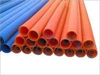 Double Wall Corrugated Pipes 160 Orange
