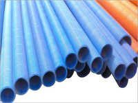 Double Wall Corrugated Pipes 180 Blue