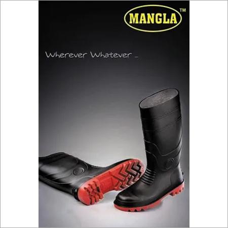 PVC Moulded Shoe, Gum Boots - Manufacturer, Supplier