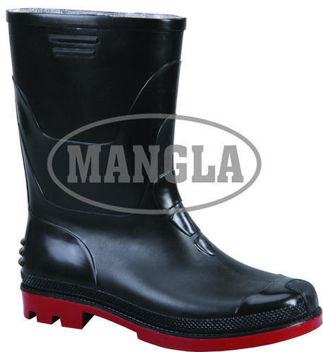 Mount Black (Half Boot)