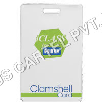 HID IClass Clamshell Card