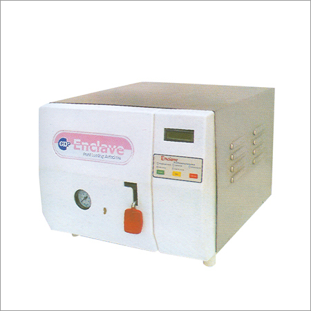 Advanced Front Loading Autoclave