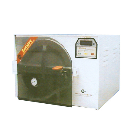 Front Loading Autoclave (22 Ltr)