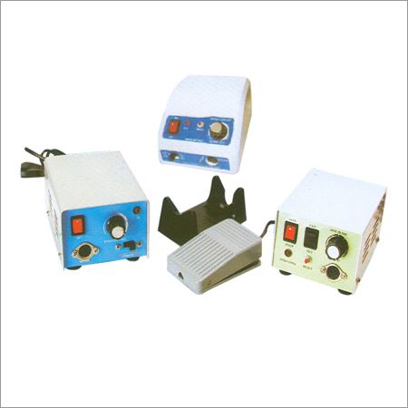 Control Unit For Micro Motor
