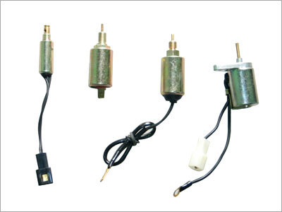 Carburettors Solenoid Switches