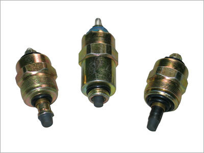 Fuel Injection Pump Solenoid
