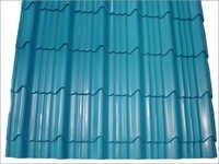 Trapezoidal Sheet Metal Roof
