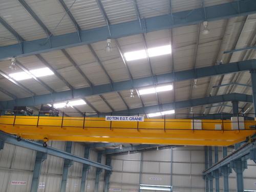 Overhead EOT Double Girder Cranes