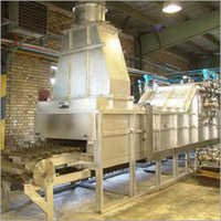 Conveyorized Furnace for Spring Tempering