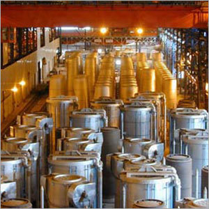 HPH Bell Annealing Furnace Installation