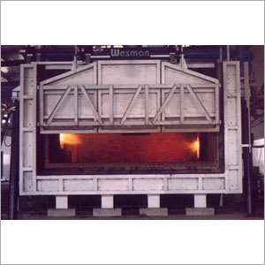Tilting-Type Aluminium Melting Furnace