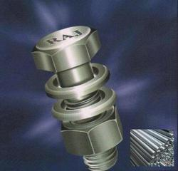 ASTM A453 GR.660 Studs Bolt Nuts