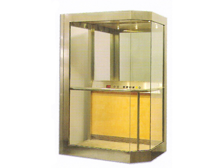 Capsule Glass Cabin Lifts
