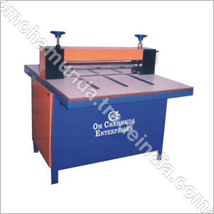 Roller Type Blister Cutting Machine
