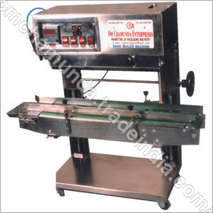 Continuous Band Sealer Machine (Vertical)