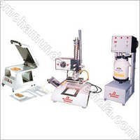 Cup & Jar Sealing Machine
