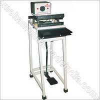 Paddle Operated Sealing Machine