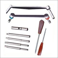 Orthopaedic Surgical Instruments