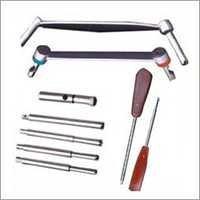 Orthopaedic Implants Set