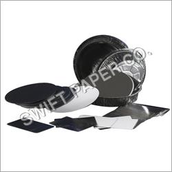 Aluminium Foil Paper Dining Box Cover