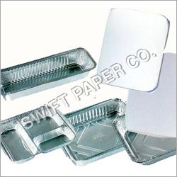 Aluminium Laminated Tray