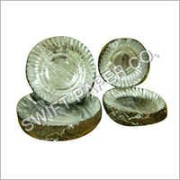 Silver Laminated Paper Plates