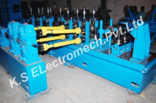 Tube Mill Projects Consultancy Services
