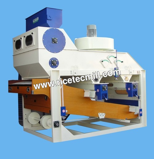 Rice Pre Cleaning Machine