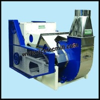 Husk Aspirator Machine