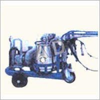 Trolley Milking Machines