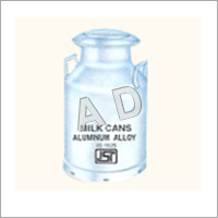 Alluminium Alloy Milk Cans