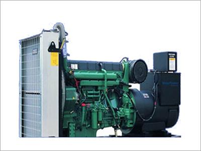 Dual Fuel (Diesel Natural Gas) Engine