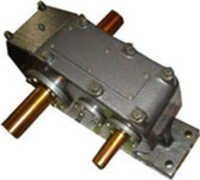 Extruder Parallel Helical Gearbox