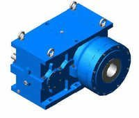 Extruder Parallel Gear Box